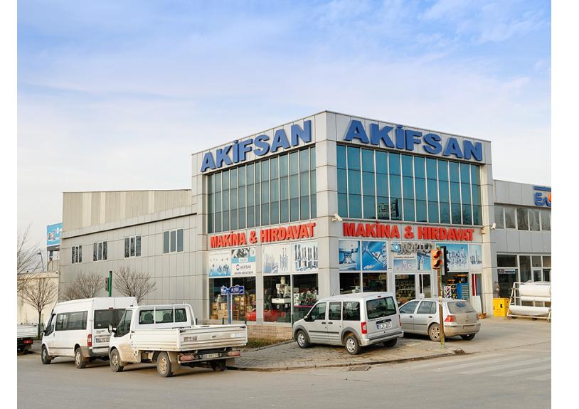 Akifsan Makina Korloy Türkiye Anadolu Distribütörü